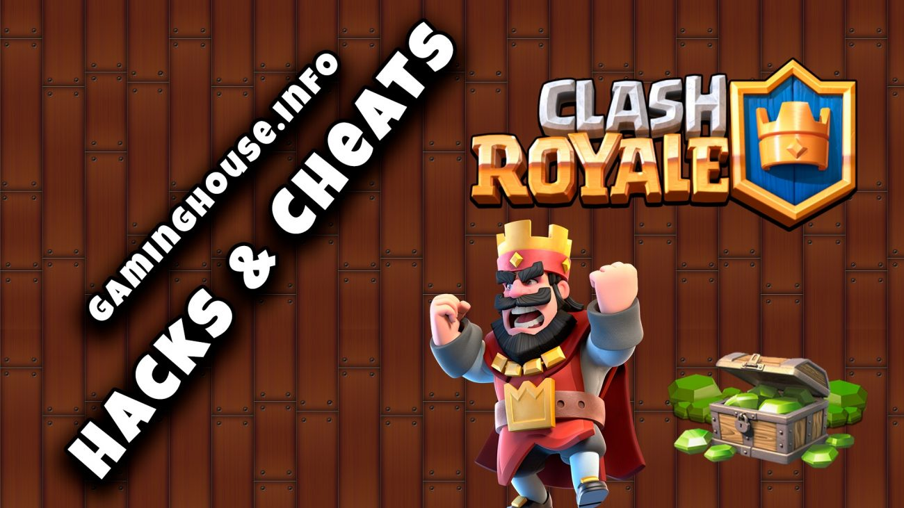 Hack to Clash Royale